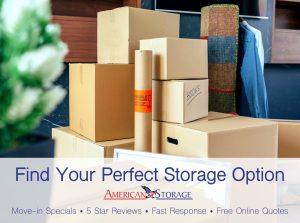 Colorado Springs storage units